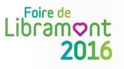 Logo de la Foire de Libramont 2016