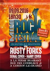 Une du Min Rock Festival